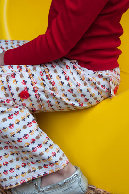 How To Sew Cargo Pants  {kids clothes}