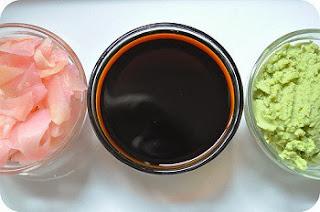 quan sushi - sushi gao lut - sushi ngon - an sashimi - sushi binh duong
