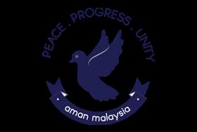 aman, malaysia, sukarelawan, kebajikan, peace, progress, unity