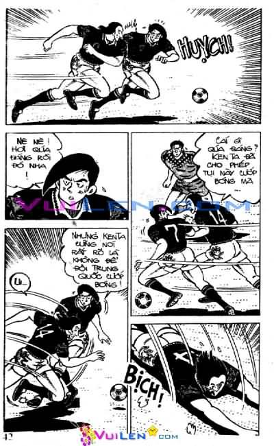 Jindodinho - Đường Dẫn Đến Khung Thành III Tập 56 page 42 Congtruyen24h