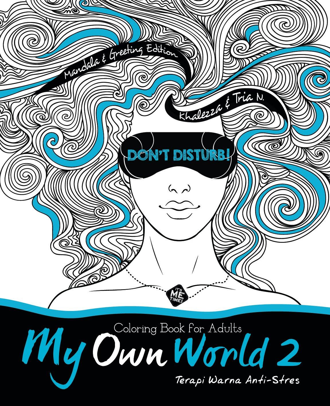 "Beli Buku ""My Own World 2"""