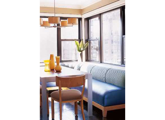 Very small dining area interior design inspirations for for Small dining area