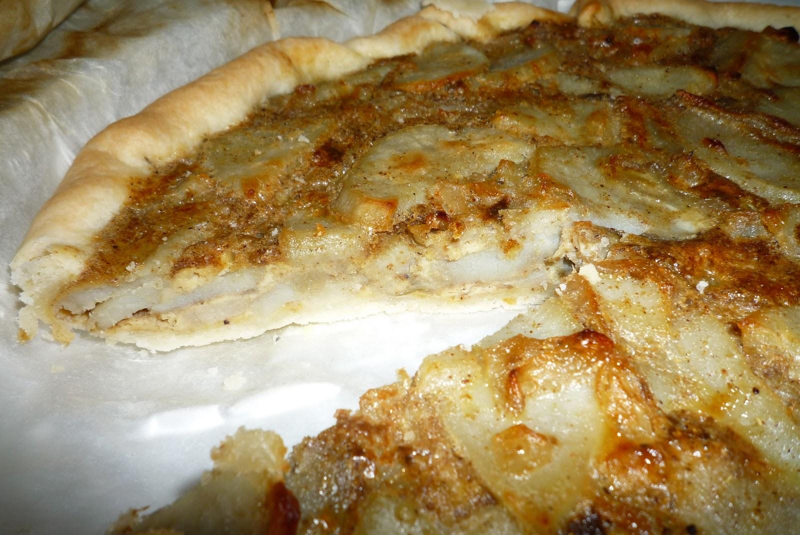 Torta salata di patate dolci da due teste e quattro for Patate dolci americane