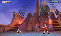 Epic Mickey 3DS - Captain Hook