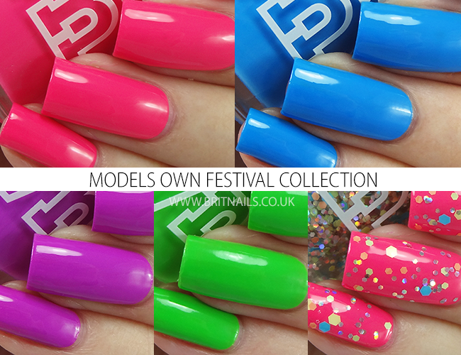 Models Own Festival Collection