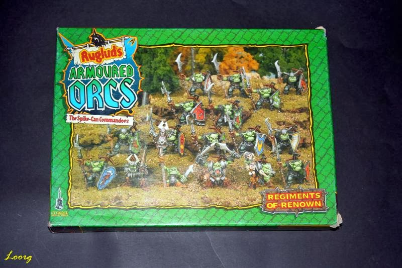 Portada de RRD5 - Ruglud's Armoured Orcs - The Spike-Can Commandoes