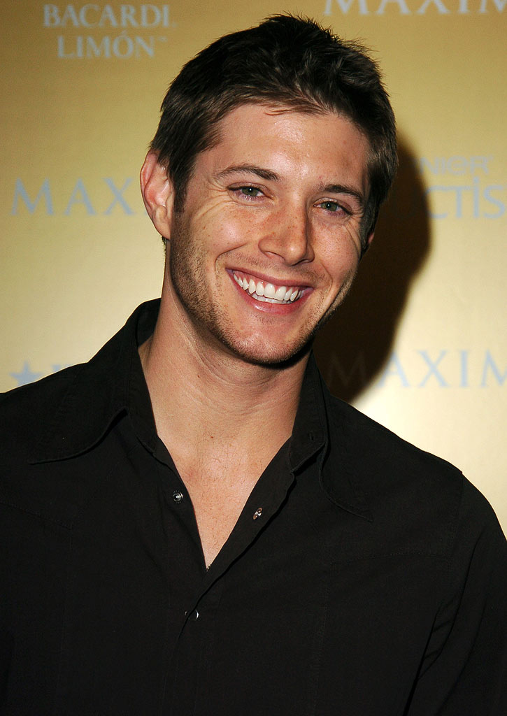 jensen ackles married. Man Candy Monday
