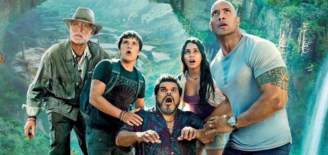 Dwayne Johnson vai estrelar mais duas sequências de Viagem 2: A Ilha Misteriosa