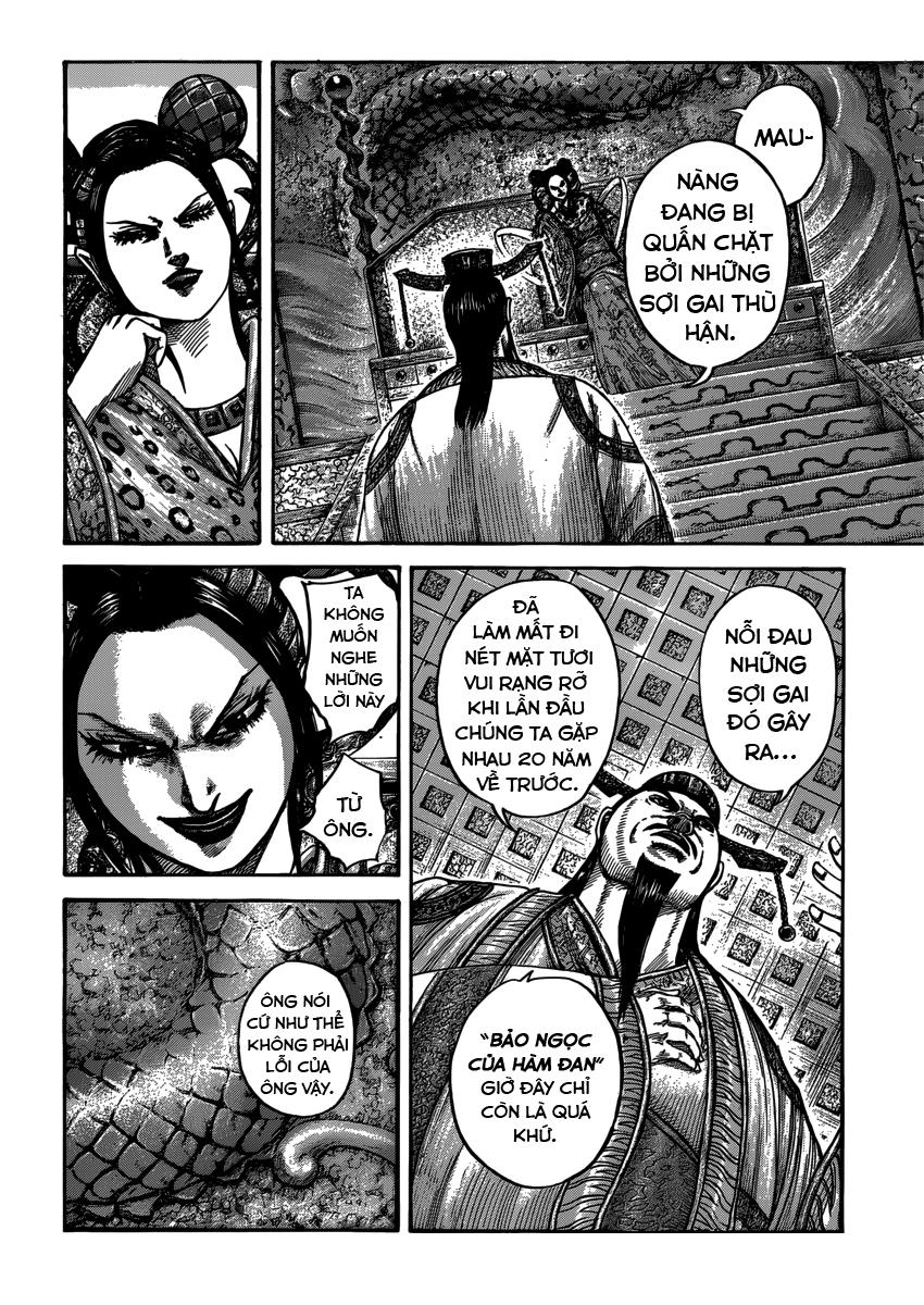 Kingdom - Vương Giả Thiên Hạ Chapter 405-406 Phim Tình Cảm Hàn page 26 - IZTruyenTranh.com
