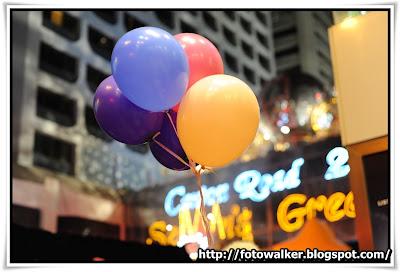 2011平安夜@尖沙咀