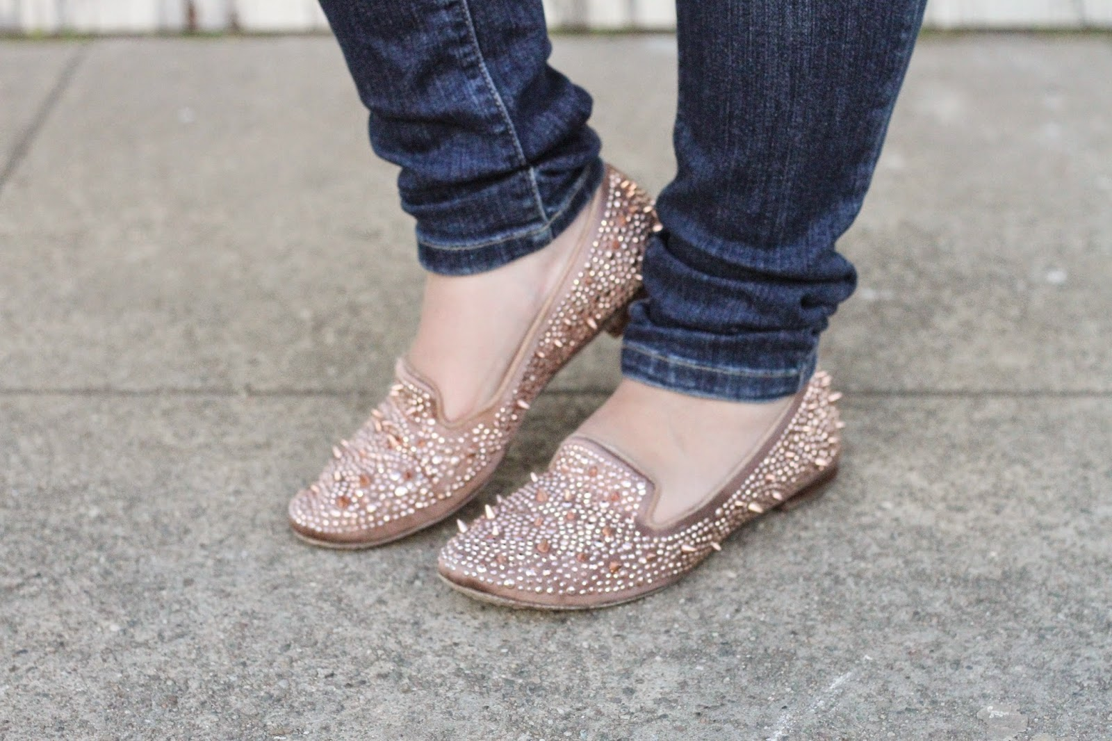 Sam Edelman Pink Loafers
