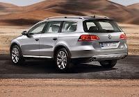 2013 Volkswagen Tiguan Redesigned Rear Side