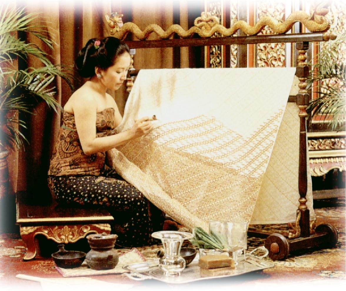 KRAMATMAN ZONE: Batik Nusantara : Gambar dan Penjelasannya