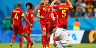 Video Gol Belgia vs Amerika Serikat 2 Juli 2014