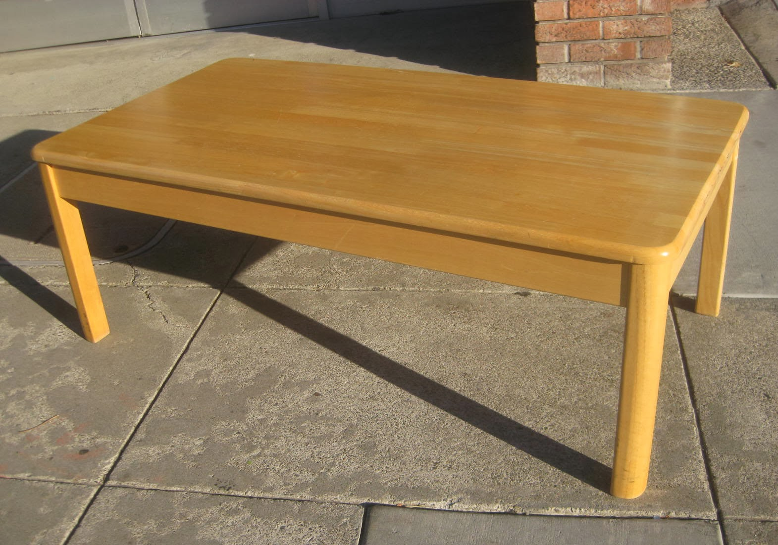 Uhuru Furniture Collectibles Sold Ash Coffee Table 20