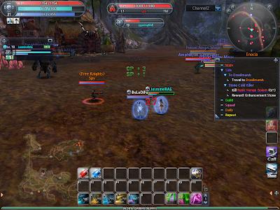 Scarlet Blade - Enemy Faction Aggressor