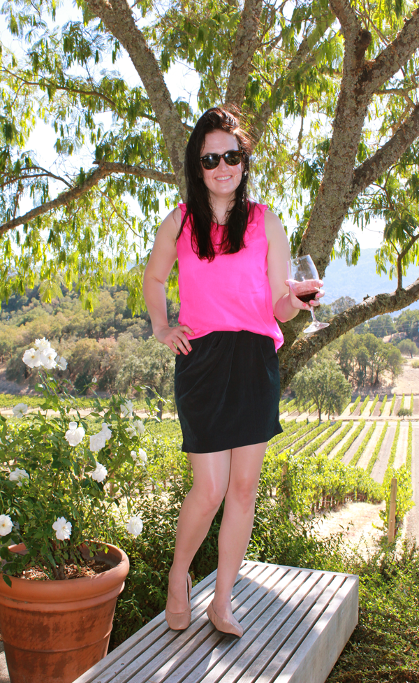 napa wine tour