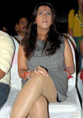 Ekta Kapoor Fat and milky thighs