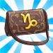 Cap. Handbag