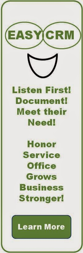 Keep 'em happy with your great service!