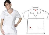 Arti Perawat Dengan Seragam Putih Perawat Dan Kesehatan
