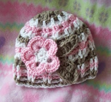 Baby Daughters Free Crochet Hat Patterns By Cats Rockin Crochet