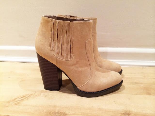 Zara heeled chelsea boots, Jade Fung blog, Liverpool fashion blog