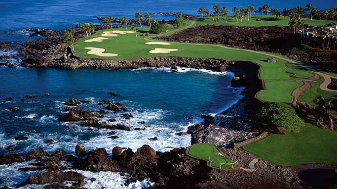 Best Golf Courses Hawaii Big Island