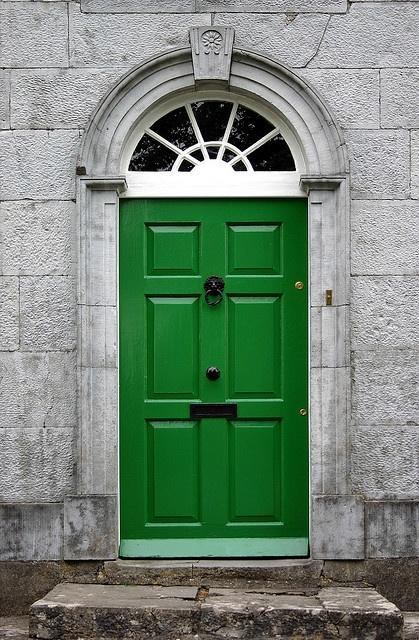 Green Front Door New Of Emerald Green Front Door Image