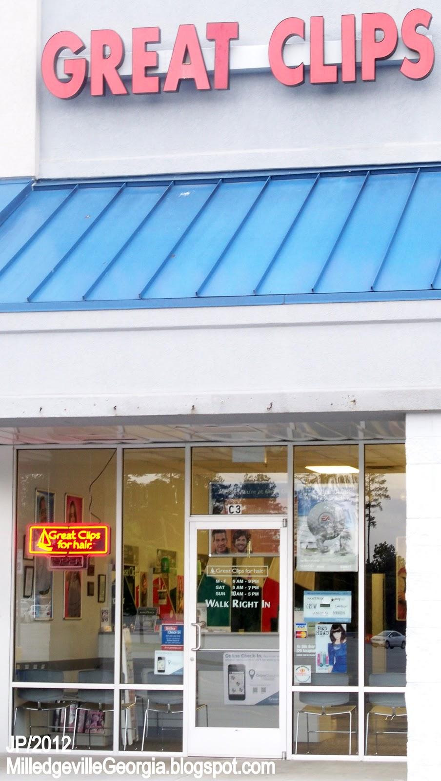 Barber Shop In Walmart : ... Barber+Shop+Baldwin+County+Milledgeville+GA.+WalMart+Shopping+Center