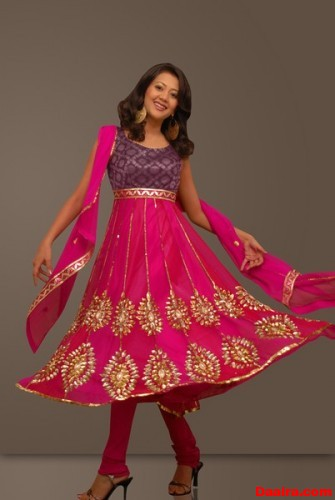 Beautiful-Anarkali-Frock-Designs