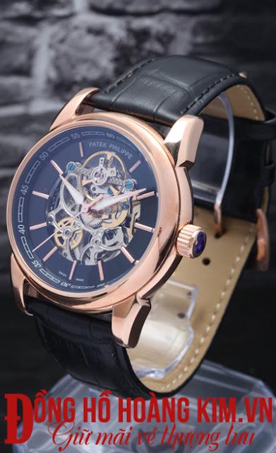 Đồng hồ nam chính hãng nhãn hàng patek philippe