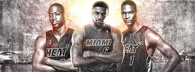 Miami Heat FB Cover