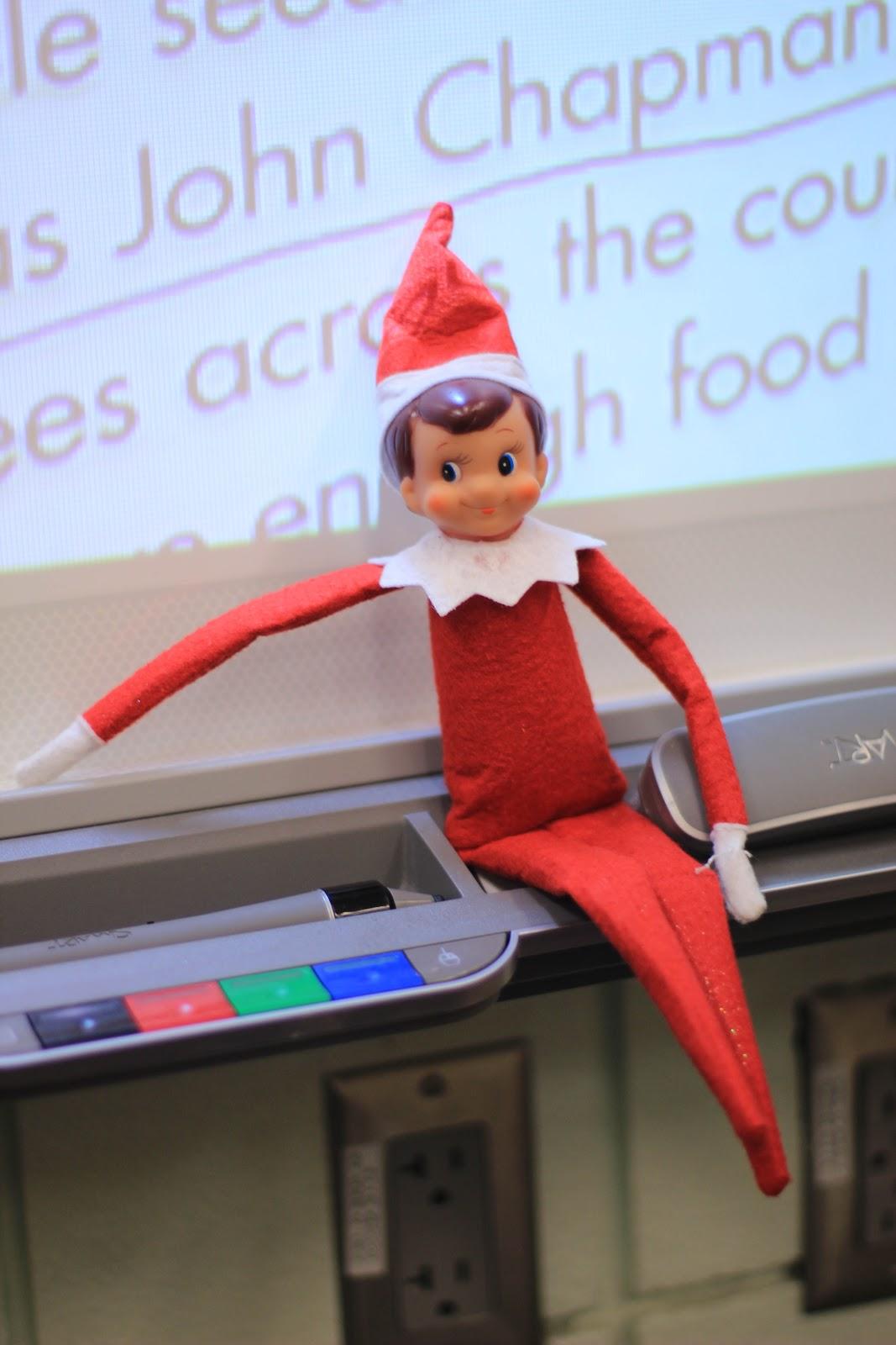 Classroom Elf Ideas ~ Run miss nelson s got the camera teacher gonna snap