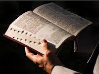Daniel Berg e Bíblia