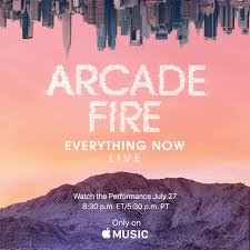 AEROTOP DE LA SEMANA: Arcade Fire : Everything now (1)