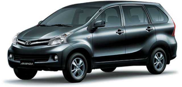 Toyota Avanza dark luxury