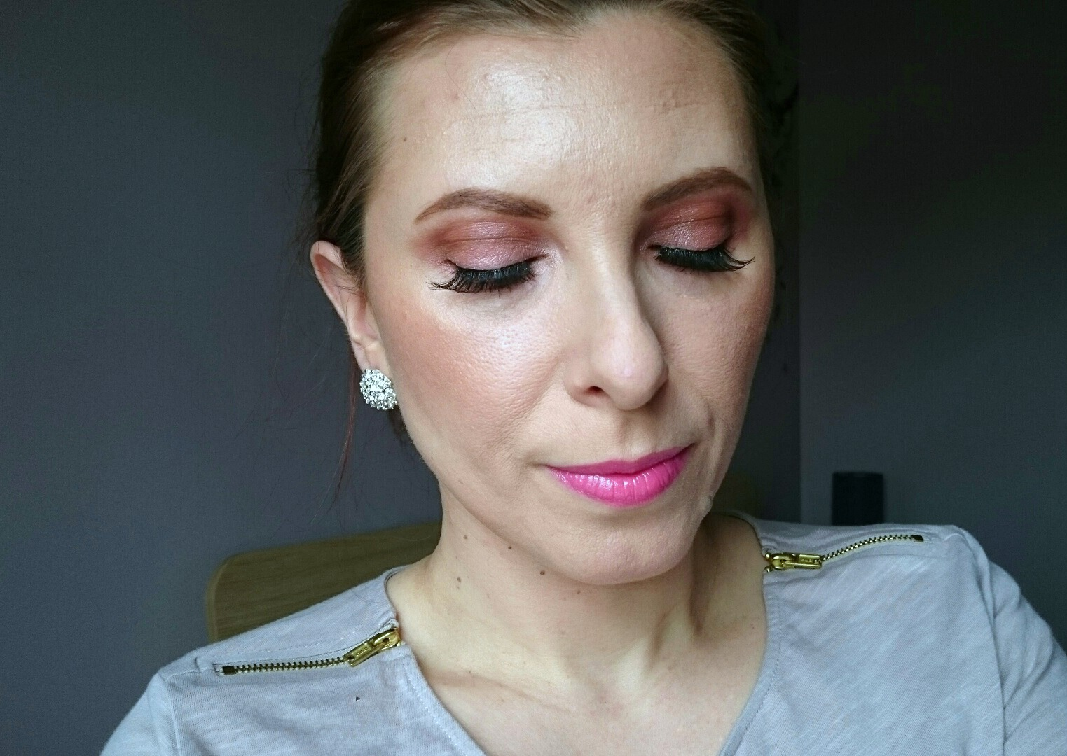 JLo Oscars 2015 inspired makeup look
