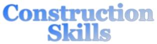 construction skill