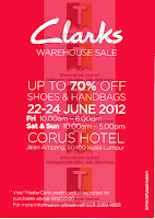 Clarks Warehouse Sale