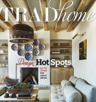 TRADHOME WANTED TO KNOW MY BOSTON DESIGN HOTSPOT!