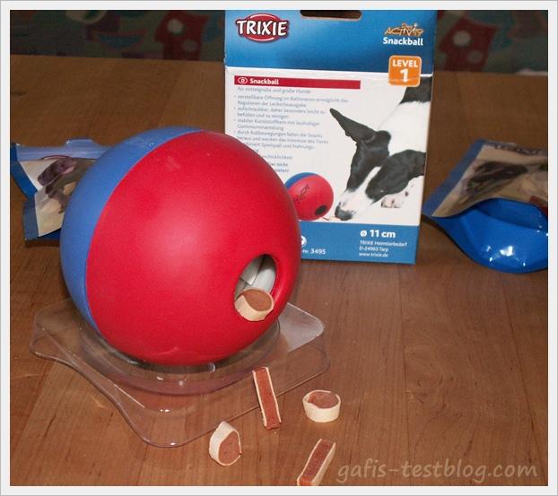 TRIXIE Activity Snack-Ball - geschlossen