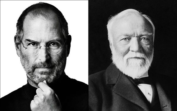"""the success of the careers of john d rockefeller and andrew carnegie Who had more money, john d rockefeller or genghis khan  rockefeller  gets all the press, but andrew carnegie may be the  """"one of the basis of his  success is sharing the spoils with his  subscribe give a gift privacy policy  ad choices terms of use your california privacy rights careers."""