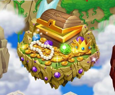 Treasure Hund Island La Isla Del Tesoro En Dragon City