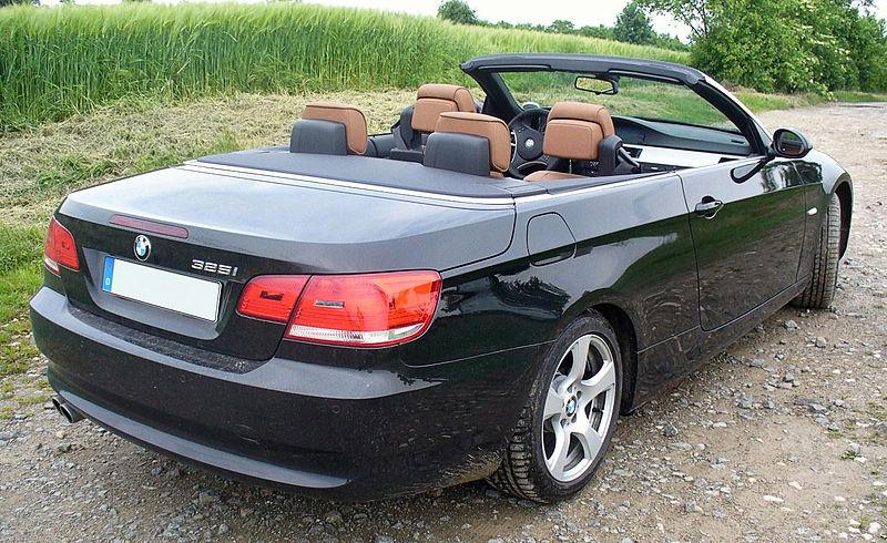 Automotive Database Bmw 3 Series E90