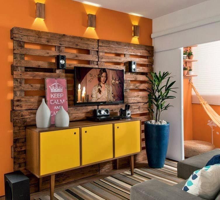 Interesting ideas for decor: Мебель из палет. Furniture made of pallets.