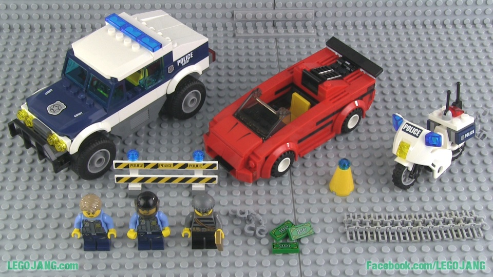 High Speed Chase LEGO City