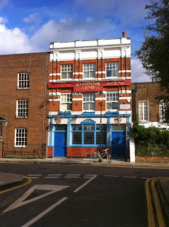 Former pub, the Kensington Arms, Abingdon Road, London W8
