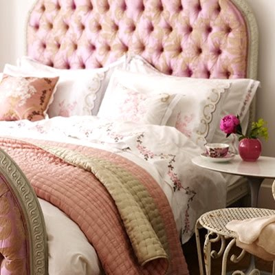 Cara clark design glamorous chic bedrooms to inspire for Designers guild bedroom ideas