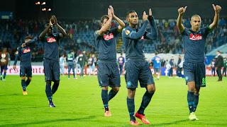 Ligue Europa : Naples bat le Dynamo Moscou (3-1) grâce à un triplé d'Higuain